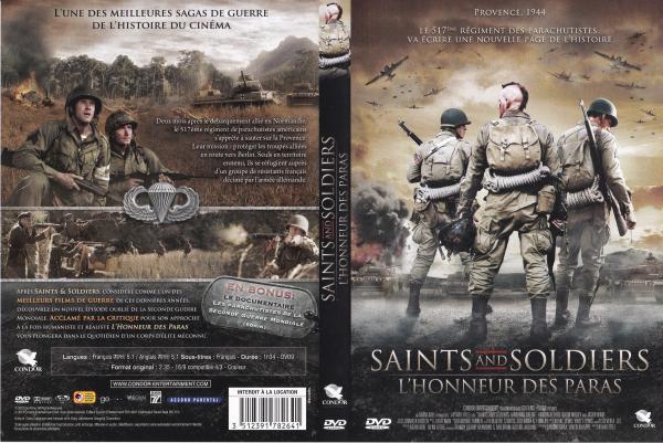 Saints and soldiers l'honneur des paras