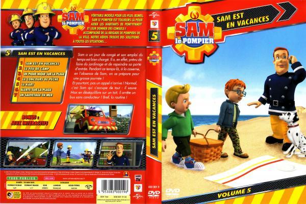 Sam le pompier vol 5
