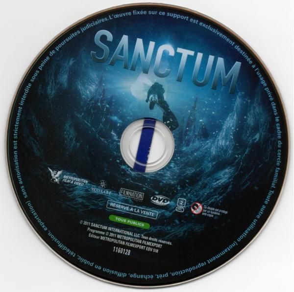 Sanctum sticker