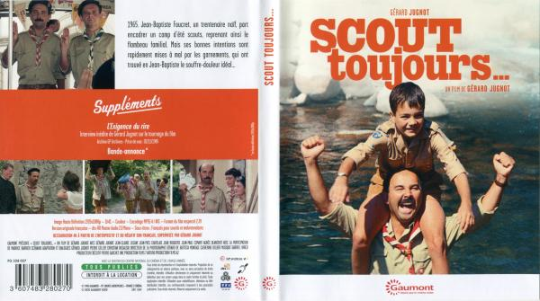 Scout toujours (blu-ray)