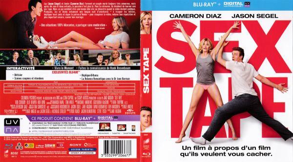 Sex tape (blu-ray)