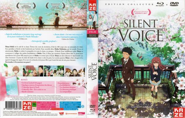 Silent voice (blu-ray)
