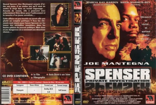 Spenser private investigation