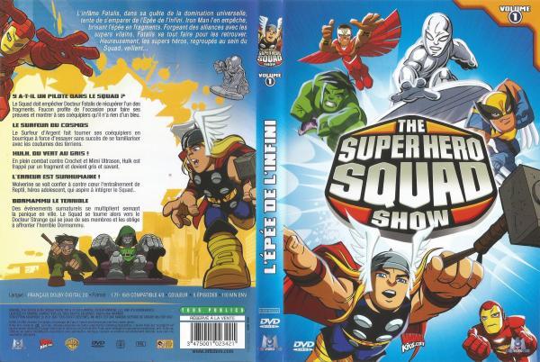 Super hero squad vol 1