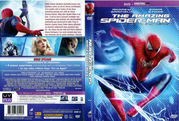 The amazing spider man 2 le destin d'un heros v2