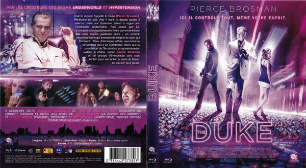 The duke (blu-ray)