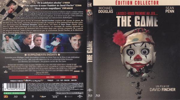 The game (blu-ray) v2