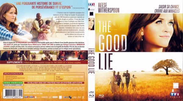 The good lie (blu-ray)