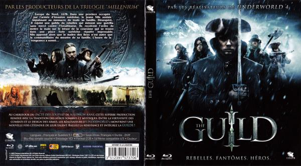 The guild (blu-ray)