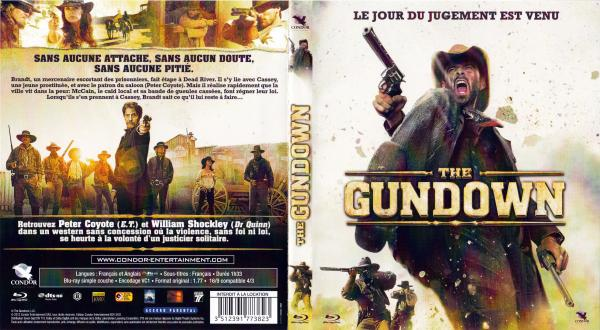 The gundown (blu-ray)