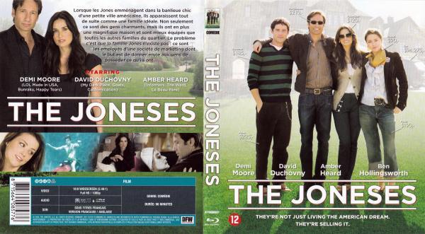 The joneses (blu-ray)