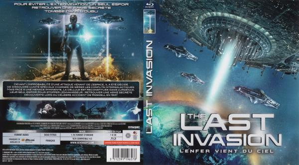 The last invasion blu-ray