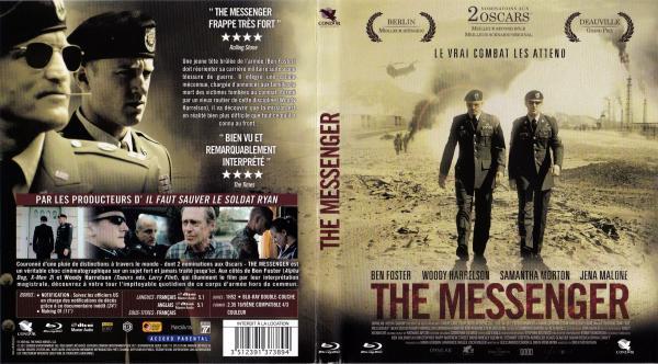 The messenger (blu-ray)