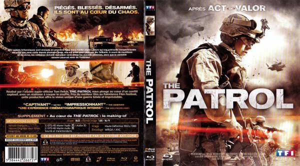 The patrol (blu-ray)