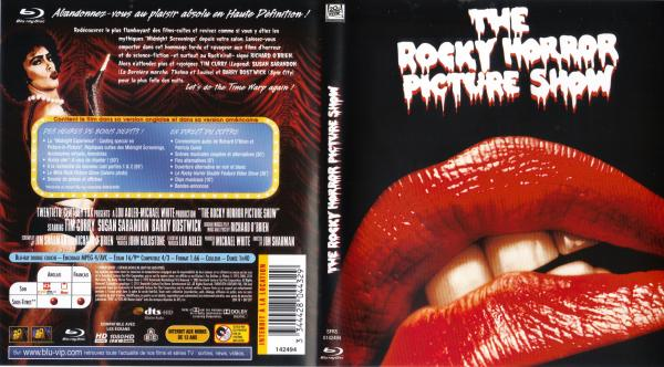 The rocky horror picture show blu-ray v2