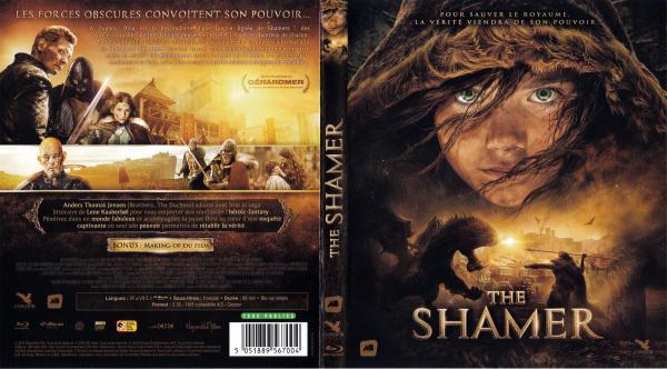 The shamer (blu-ray)