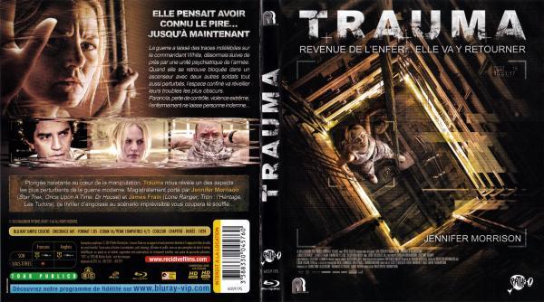 Trauma (2013) (blu-ray)