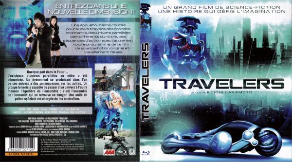 Travelers (blu-ray)