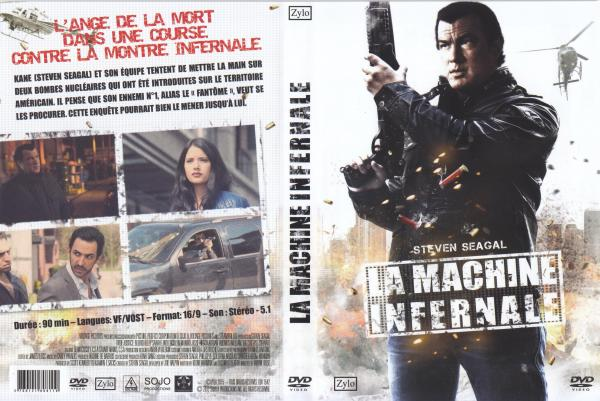 True justice 11 la machine infernale