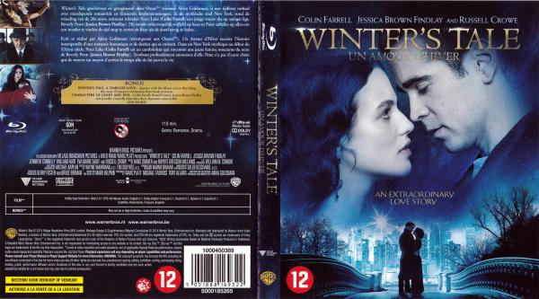 Un amour d'hiver (blu-ray)