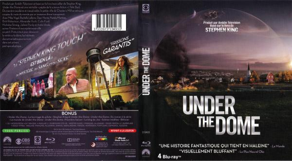 Under the dome saison 1 (blu-ray)