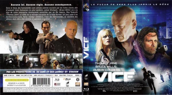 Vice (2014) (blu-ray)