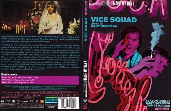 Vice squad (blu-ray)