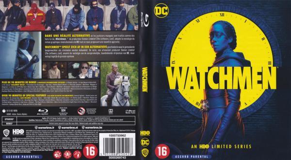 Watchmen saison 1 (blu-ray)