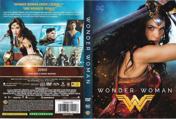 Wonder woman (2017) v2