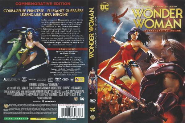 Wonder woman commemorative edtion