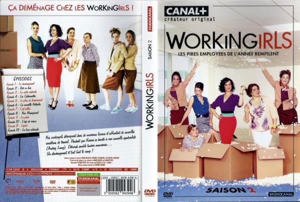 Workingirls saison 2