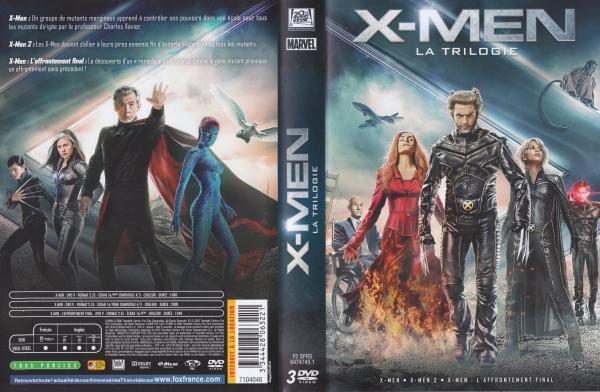 X-men la trilogie v2