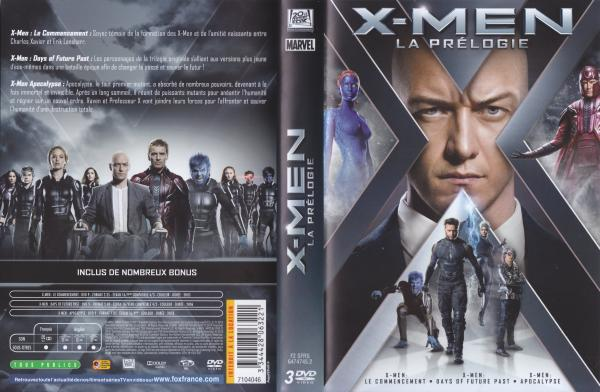 X-men prelogie