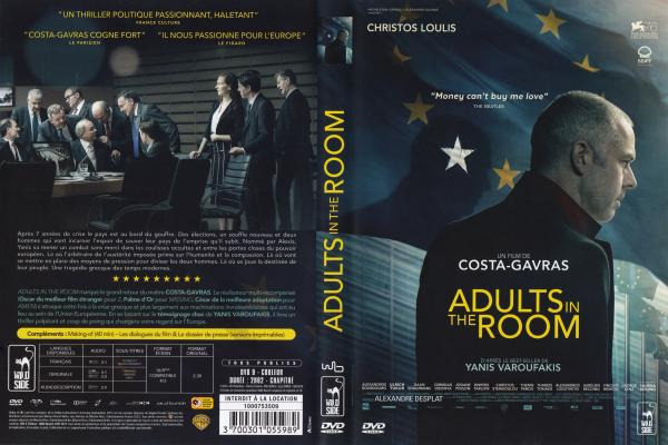 Adult in the room