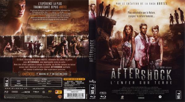 Aftershock (2013) blu-ray
