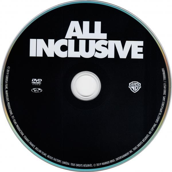 All inclusive ( sticker )