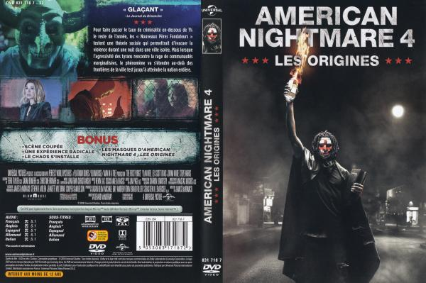 American nightmare 4 les origines