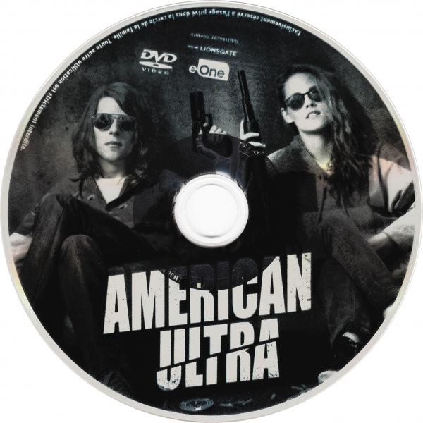 American ultra ( sticker )