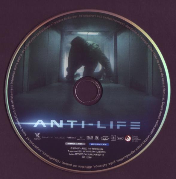 Anti-life (Sticker)