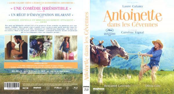 Antoinette dans les Cévennes (Blu-ray)