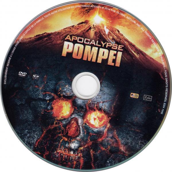 Apocalypse pompei ( sticker )
