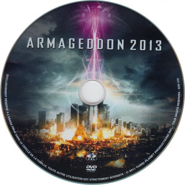 Armageddon 2013 ( sticker )