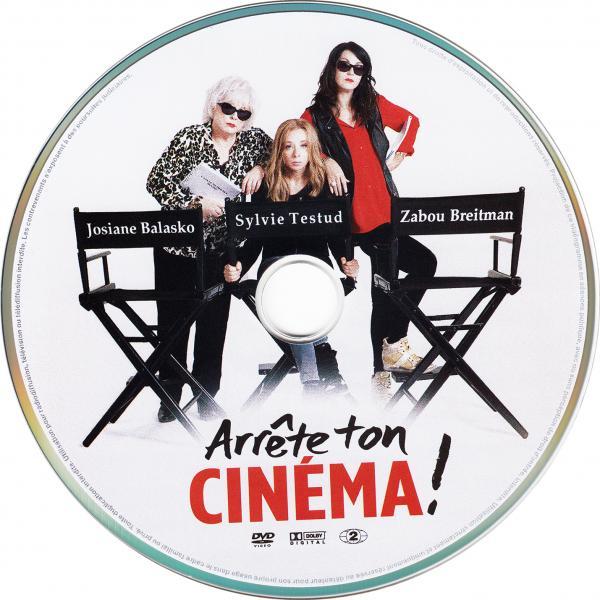 Arrete ton cinema ( sticker )