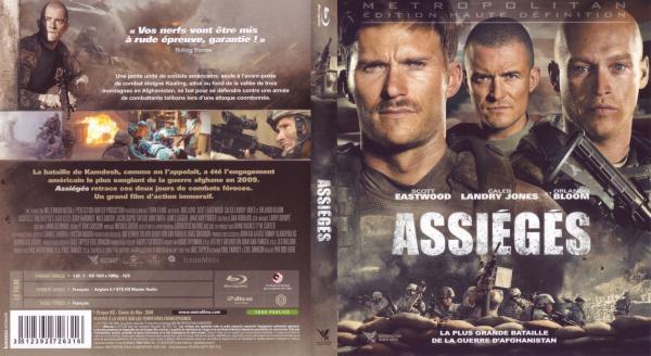 Assiégés (Blu-ray)