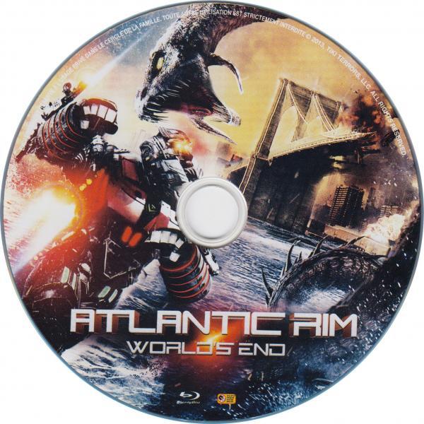 Atlantic rim blu-ray sticker