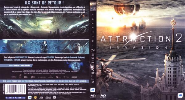 Attraction 2 Invasion (Blu-ray)