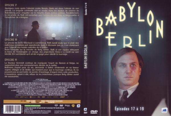 Babylon Berin Saison 3 Ep 17-19 (Slim)