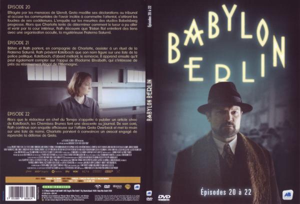 Babylon Berin Saison 3 Ep 20-22 (Slim)