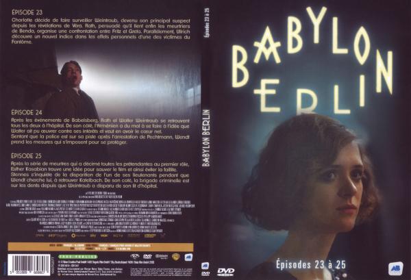 Babylon Berin Saison 3 Ep 23-25 (Slim)