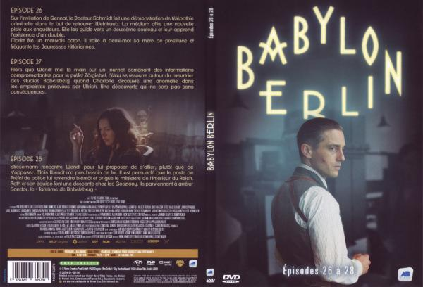 Babylon Berin Saison 3 Ep 26-28 (Slim)